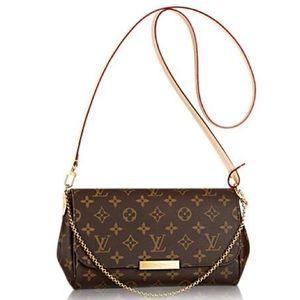 Rare Favorite Louis Vuitton crossbody